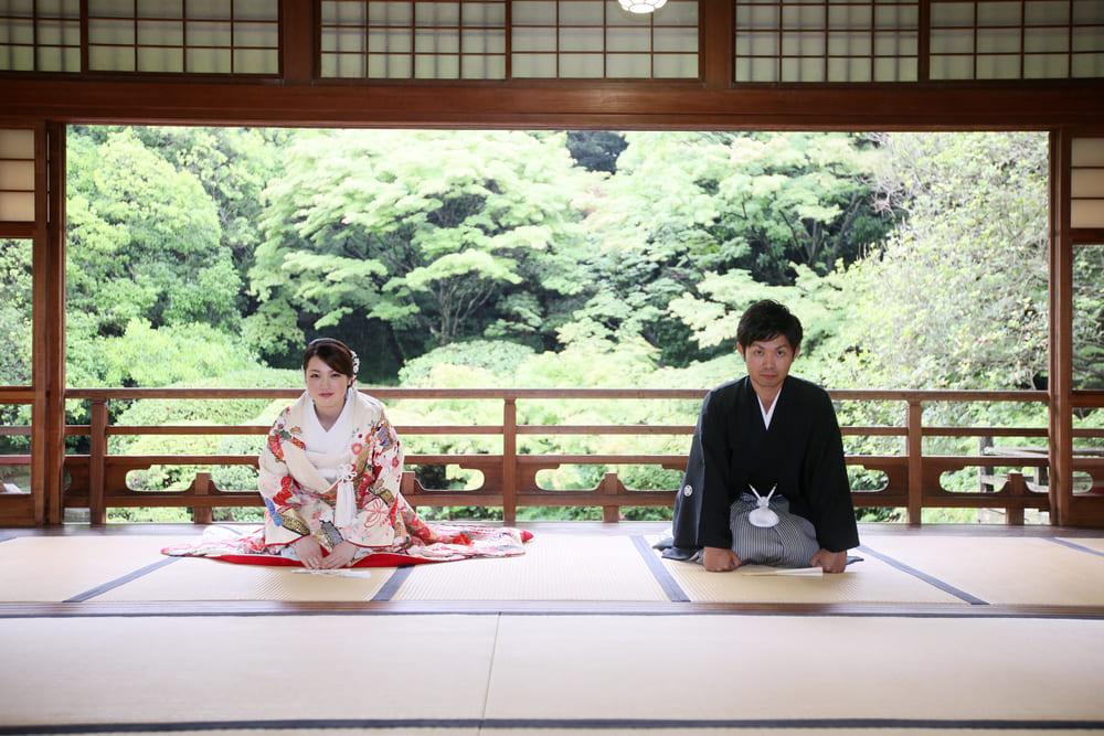 旧福岡藩主黒田家の別邸跡を整備した公園|友泉亭
