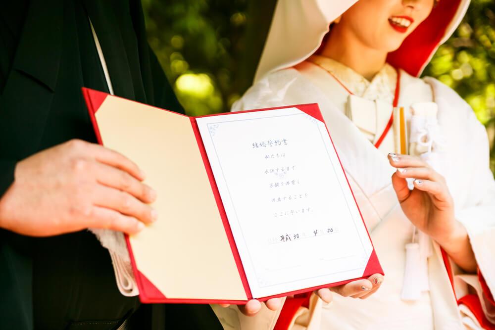 挙式スタイルも自由ですし、披露宴会場の中で行うことも可能ですので、一番アットホームな家族婚のスタイルです。