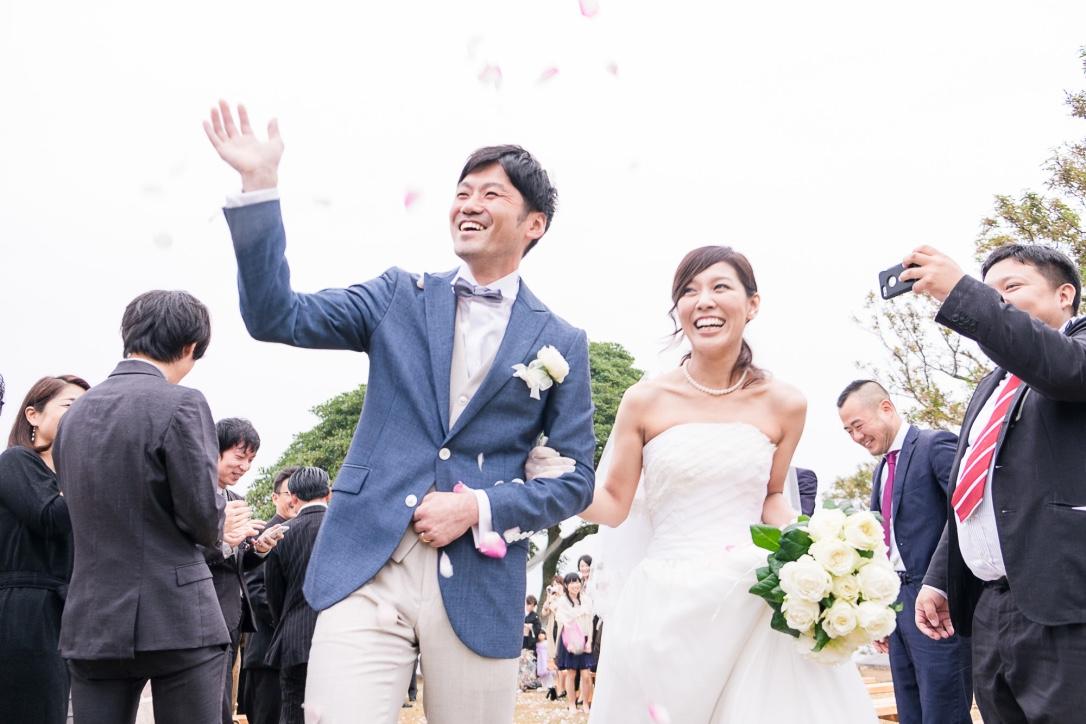 お二人だけ結婚式のイメージ